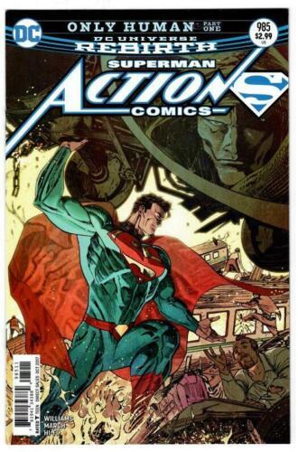 Action Comics #985 Near Mint