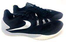 10407982129d item 5 Nike Hyperchase Black Silver Basketball Shoes Sneakers Size 11.5 M  705363-002 -Nike Hyperchase Black Silver Basketball Shoes Sneakers Size  11.5 M ...