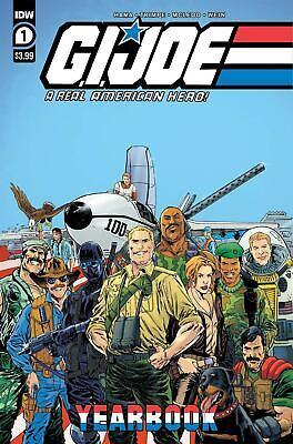Gi Joe A Real American Hero #249 Cvr B Royle IDW PUBLISHING