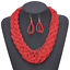 Women-Chunky-Fashion-Crystal-Bib-Collar-Choker-Chain-Pendant-Statement-Necklace thumbnail 14