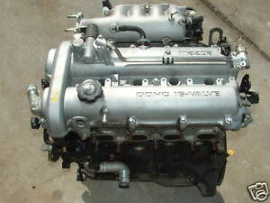 2001 mazda miata engine