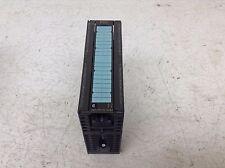 Siemens 6ES7 331-7PF10-0AB0 Simatic S7-300 SM331 Input 6ES7331-7PF10-0AB0