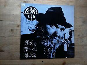 Demented-Are-Go-Holy-Hack-Jack-Rubber-Bucaneer-Very-Good-Vinyl-Record-EYE-T8