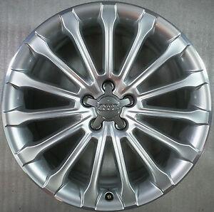 Original-Audi-19-Zoll-Felgen-Alufelgen-A8-S8-D4-A5-S5-RS5-A7-S7-RS7-9x19-ET33