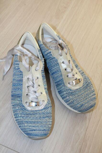 versace jeans sneaker low silber ebay