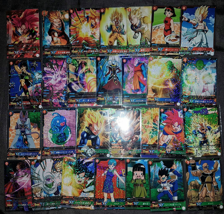 Card Dragon Ball Z DBZ IC Carddass Part 1 BT1 BT1 BT1  Full Box BANDAI 2015 acbdee