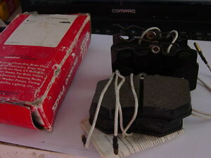CITROEN-AX-ZX-peu-106-Front-Brake-Pads-UNIPART-Eq-GBP844AF-a-1st-linea-BBP1395