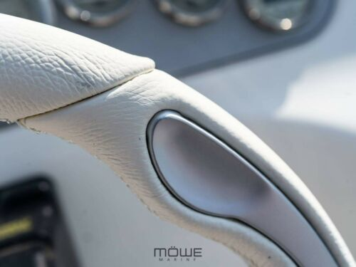 Steuerrad Bootslenkrad Portofino für Sea Ray Teleflex Ultraflex Lenkung 50693000