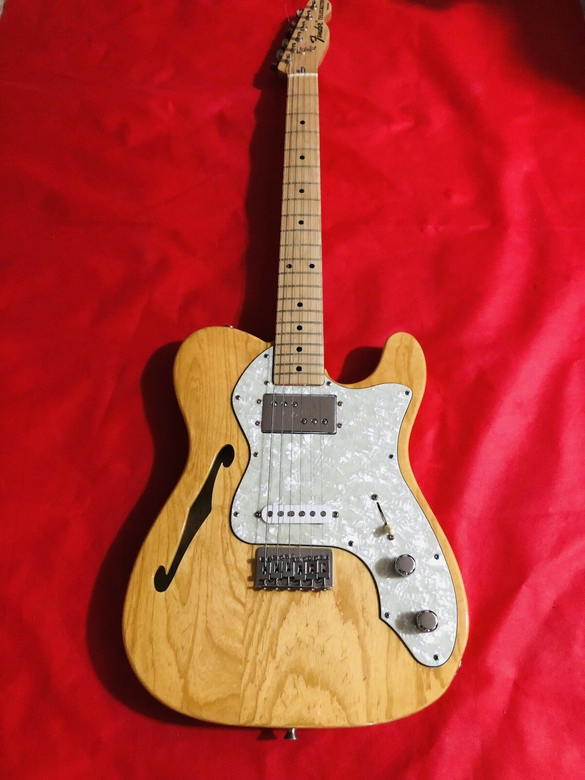 Fender Thin Line Telecaster Excellent Condition Crafted In Japan