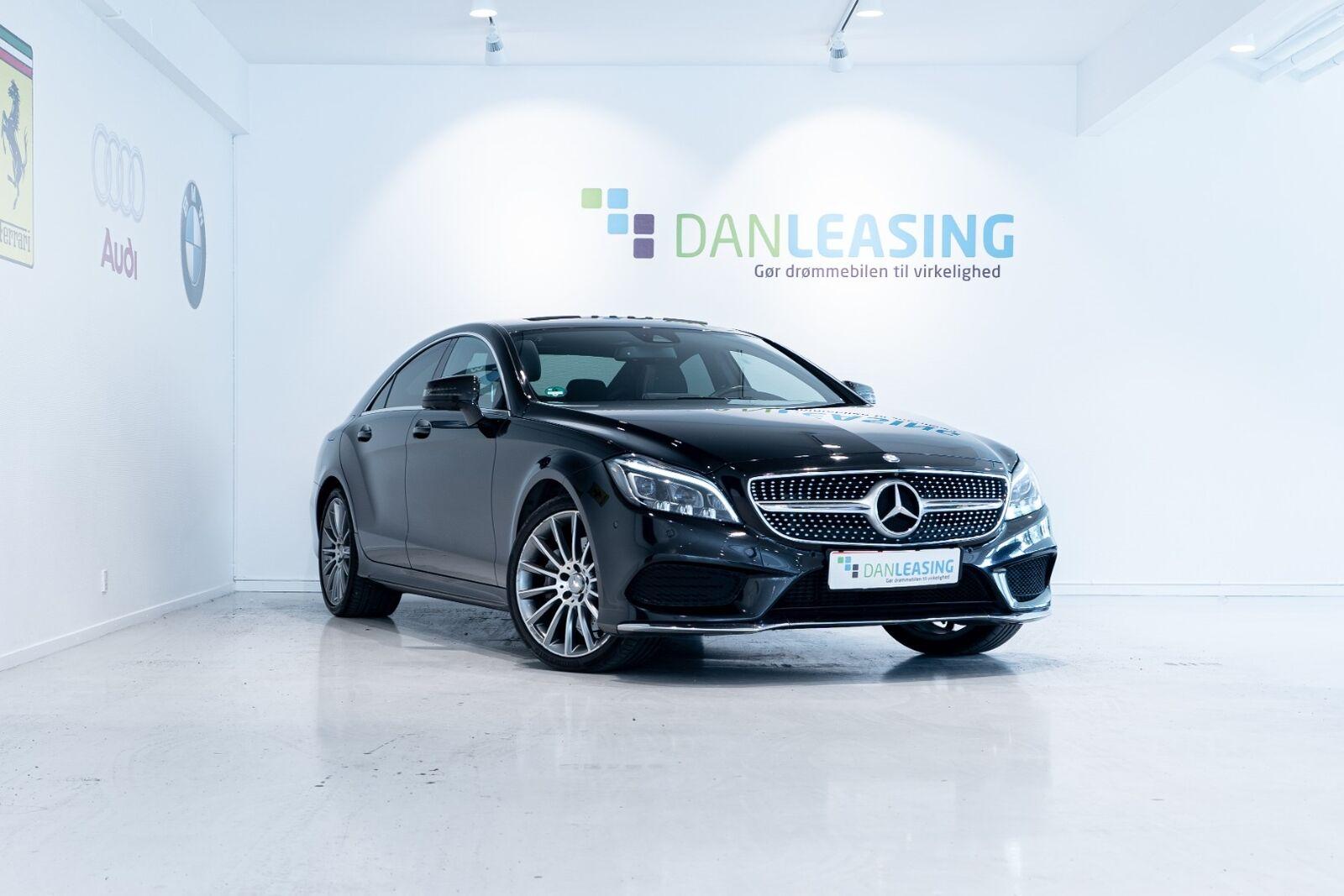 Mercedes CLS350 3,0 BlueTEC aut. 4-M 4d