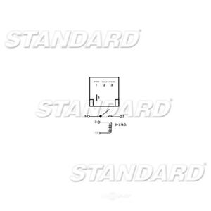 A//C Compressor Control Relay Standard RY-1491