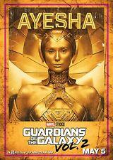 Guardians of the Galaxy Vol 2 Movie Poster (24x36) - Ayesha, Debicki v14