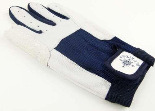 XXS XXL BluePort Segelhandschuhe Ziegenleder Gr Blue Port Handschuhe 5-11