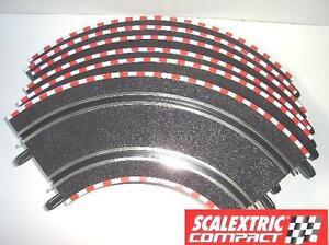 Compact Curvas 90º Scalextric 1/43 Nuevas News