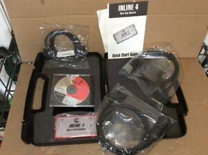 NEW-Cummins-Inline-4-Data-Link-Adapter-Kit-with-Case-amp-Cables-3165032-DB9-Serial