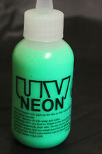1OZ UV BLACK LIGHT BODY PAINT NEON FLUORESCENT GLOW airbrush  PARTY RAVE NEON