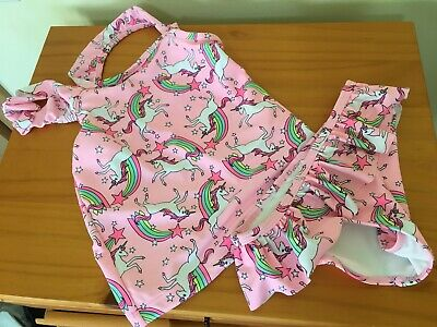 NWT Carter/'s unicorn 2pc set Girls UPF 50 2T,3T,6//6X,7,8,10//12,14