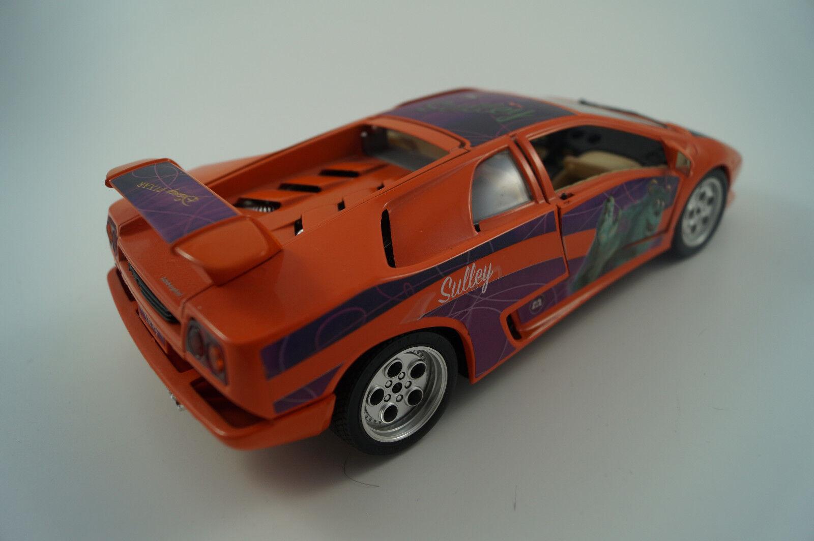BBURAGO BURAGO voiture miniature 1 18 LAMBORGHINI LAMBORGHINI LAMBORGHINI DIABLO 1990 Sully 595954