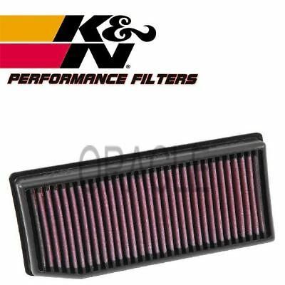 K/&N HIGH FLOW AIR FILTER 33-3007 FOR RENAULT CLIO IV 1.5 DCI 90 90 BHP 2012