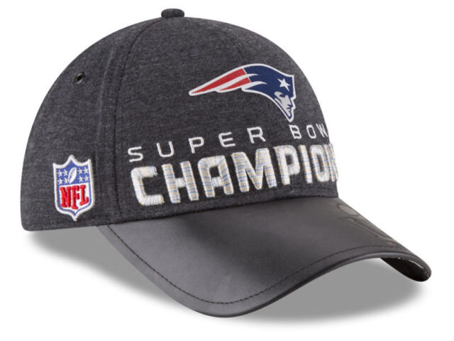New England Patriots Super Bowl LI 51 Champions New Era Official Locker  Room Hat fddbe2c9f