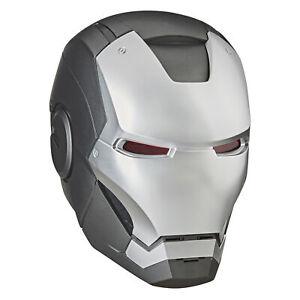 Hasbro Marvel Legends Series War Machine Roleplay Premium Collector Electronic