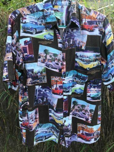Aloha Shirt Reyn Spooner 100% Spun Rayon