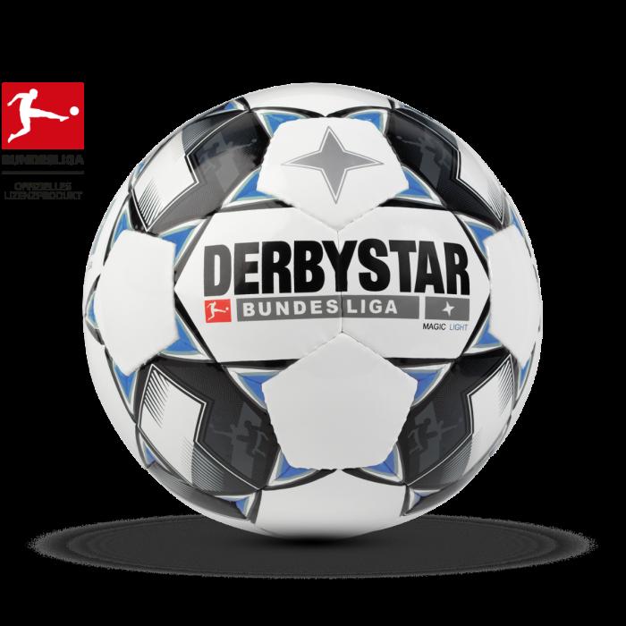 10 Derbystar Jugend Trainings Fußball 4 BUNDESLIGA MAGIC LIGHT, Gr. 4 Fußball 3b2396