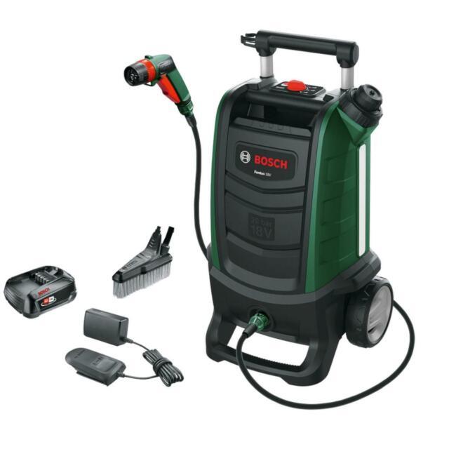 Bosch Fontus 18V Akku-Outdoor Cleaner Hochdruckreiniger