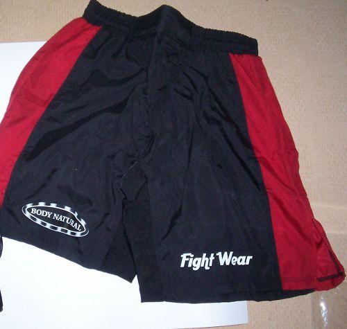 SIZE MED OR XL GPAPPLING SHORTS -MMA//UFC SM BLACK