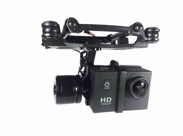 OTHER 0X380.063 2 AXIS GIMBAL WITH 1080HD CAMERA