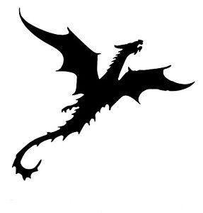 Dragon  Vinyl Decal Sticker     buy 2 get 1 free