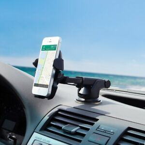 360° Car Windshield Mount Stand Holder For Mobile Cell Phone GPS iPhone Samsung