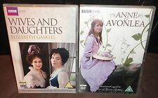 Wives And Daughters & Anne Of Avonlea (DVD's, 2-Discs Each) BBC