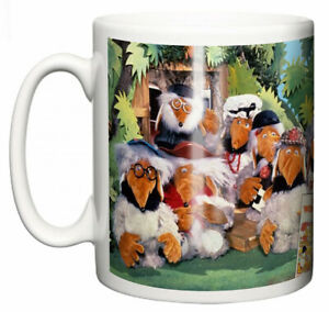 Remember-You-039-re-a-Womble-Mug-034-Classic-Children-039-s-TV-Show-The-Wombles-034-Gift