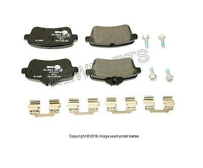 For 2016 GLE300d 2015 ML250 2015-2015 ML350 2015 ML400 Rear Disc Brake Pad New