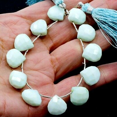 drilled mystic PO3 20 piece smooth Pear Peruvian OPAL briolette beads 9 X 18 mm approx...wholesale price low price custom orders rare