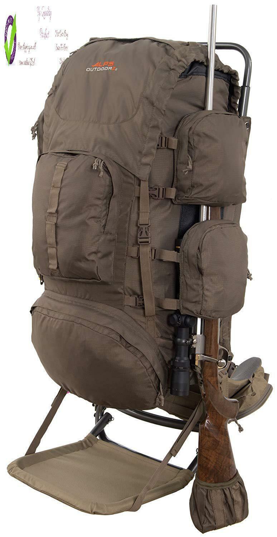Alps Outdoorz Commander + Pack Tasche