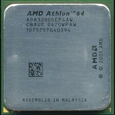 CPU AMD Mobile Athlon 64 3200+ ADA3200DEP4AW processore per notebook