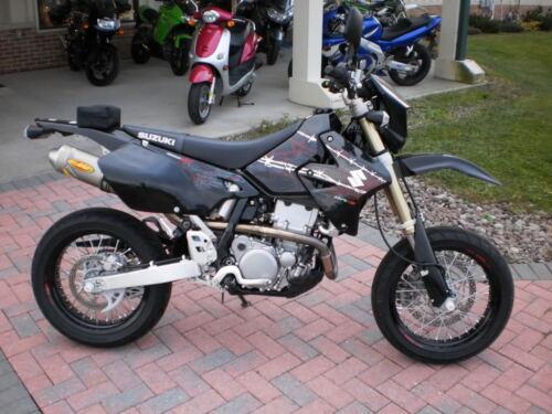 Suzuki DR-Z 400SM 2009 decal sticker set