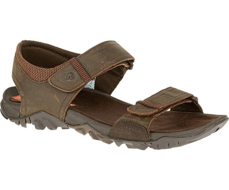Merrell Telluride Strap Men's Walking Sandal J71099 Clay NEW