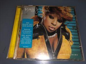 CD-MARY-J-BLIGE-No-More-Drama-2001-MCA-Records-Dr-Dre-Wu-Tang