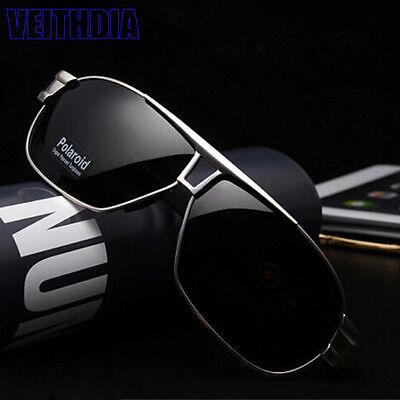 Polarized sunglasses Men's Driving glasses Aviator outdoor Sports UV400 Eyewear