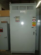 Commonwealth Sprague Autovar Power Capacitor Bank 150tpcsd431 150kvar 3ph 480v