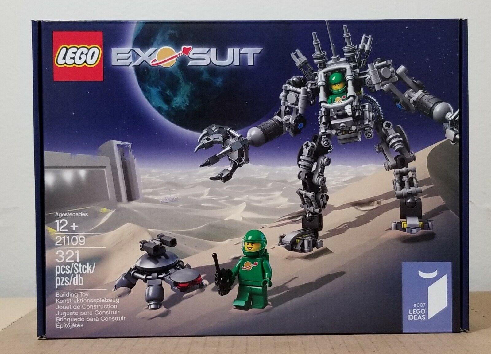 Lego - Ideas - Exosuit - Set No. 21109 21109 21109 (New) 719b09