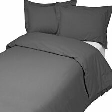 1800 Premium Ultra-Soft Duvet Cover & Pillow Sham Set, Hypoallergenic, Easy Care
