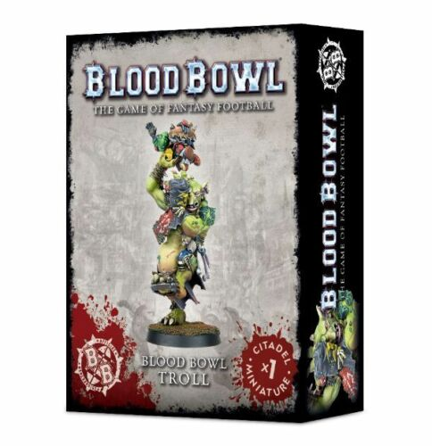 Blood Bowl Troll Games Workshop