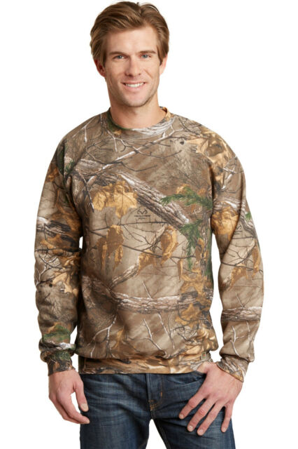 Russell Camo REALTREE XTRA Pullover Hooded Sweatshirt Hunting Hoodie S-XL 2X,3X