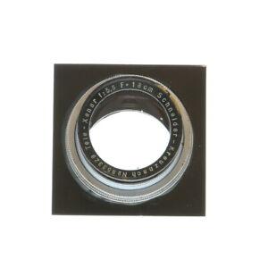 Vintage-Schneider-Kreuznach-18cm-180mm-f-5-5-Tele-Xenar-Medium-Format-Lens-UG