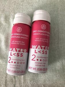 Waterless Hair Care Dry Conditioner Weightless Smooth 98 Oz New Lot Of 2 Ebay
