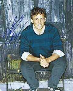 GFA SNL Saturday Night Live SETH MEYERS Signed 8x10 Photo AD2 PROOF COA